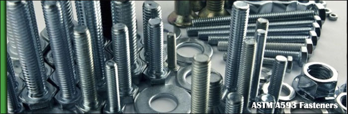 ASTM A593 Fasteners Ready Stock at our Vasai, Mumbai Factory
