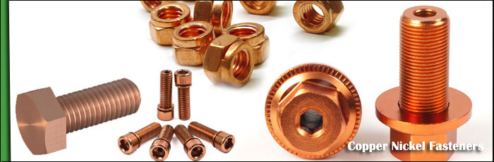 Copper Nuts And Bolts >> Copper Nickel Fasteners Cu Ni Uns C71500 Cu Ni 90 10 Fasteners