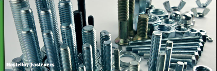 Hastelloy Fasteners Stock at our Vasai, Mumbai Factory